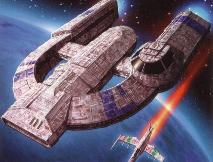 KOTOR starships