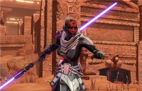 Star Wars The Old Republic (TOR)