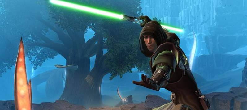Jedi Consular. The Old Republic