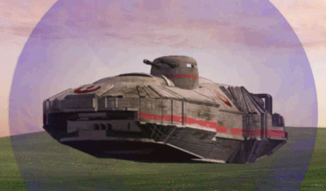 Hover Tank T1B