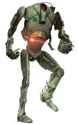 Battle Droid В-3