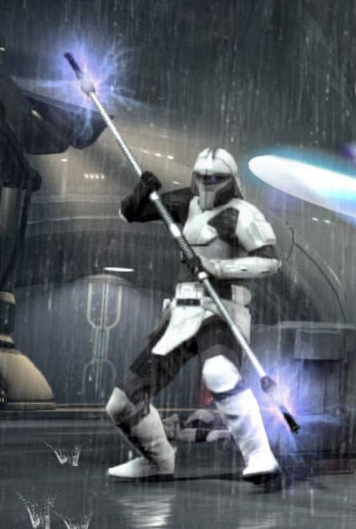 Riot stormtroopers