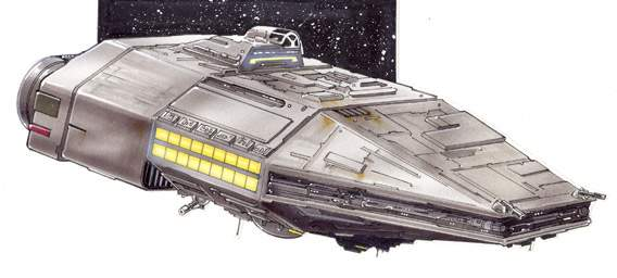 Guardian-class light cruiser