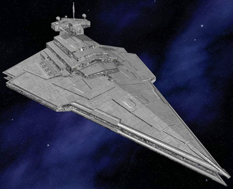 Victory-II Class Star Destroyer