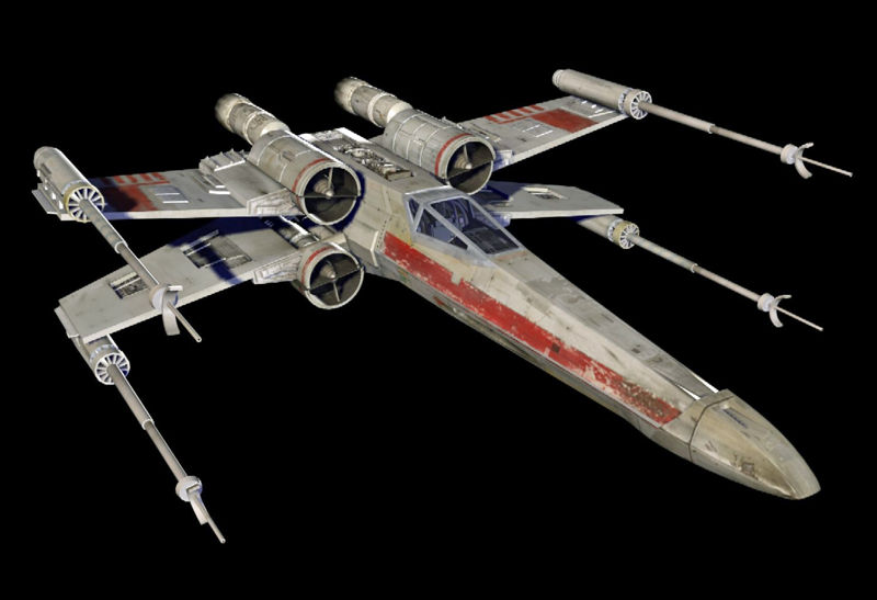 T-65D-A1 X-wing